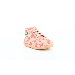 KICKERS BONZIP133<br>Rose