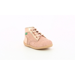 KICKERS BONBON131<br>Rose