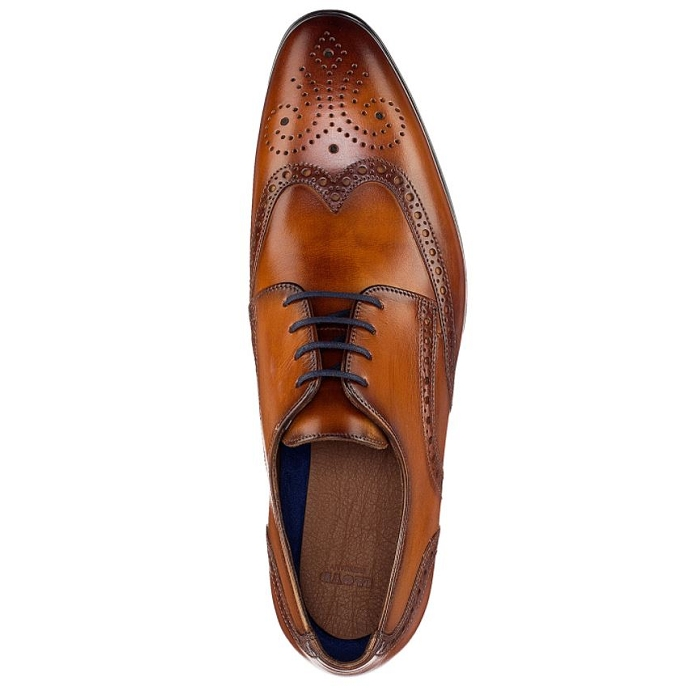 Lloyd chaussure a lacets morton brun8791201_4