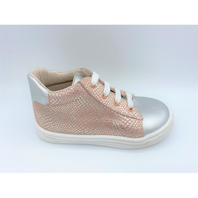 Bellamy chaussure a lacets detail rose9082901_2